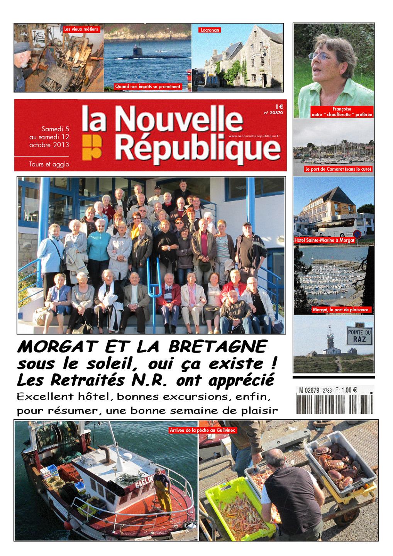 Les amicalistes de la Nouvelle République en Bretagne